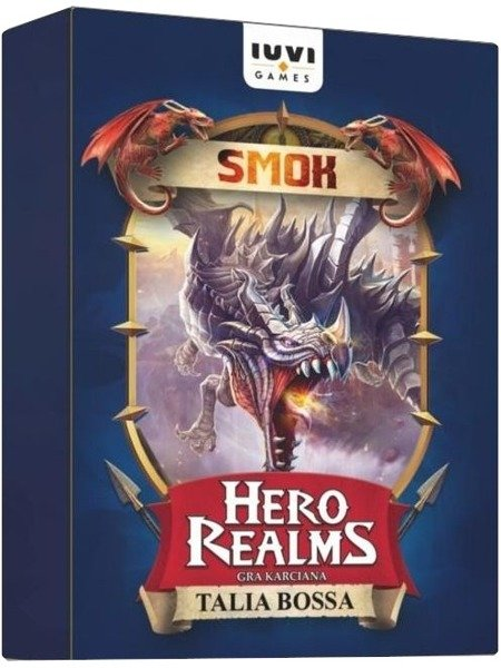 Hero Realms: Talia Bossa: Smok