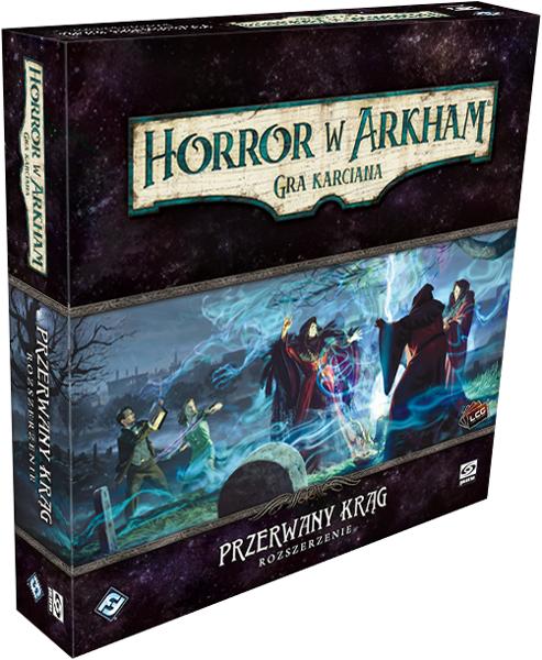 Horror w Arkham LCG: Przerwany Krąg