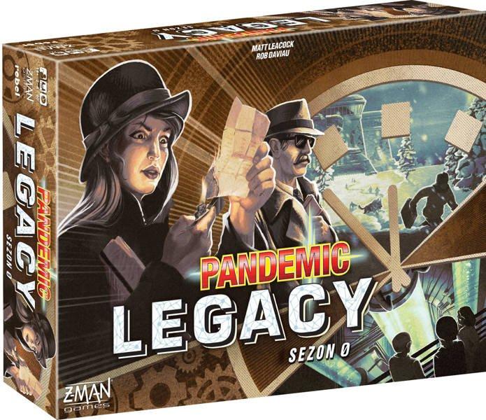 Pandemic Legacy Sezon 0