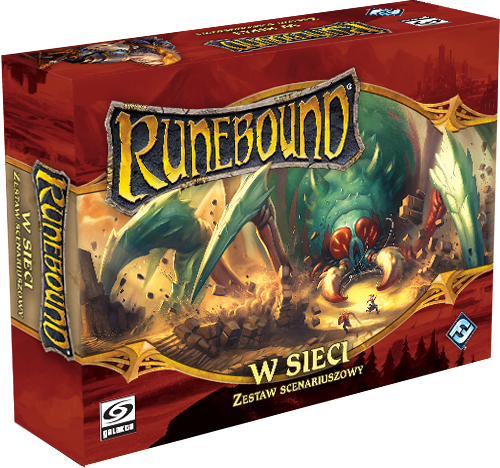 Runebound 3ed: W sieci