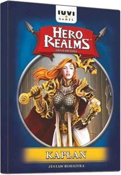 Hero Realms: Zestaw Bohatera Kapłan
