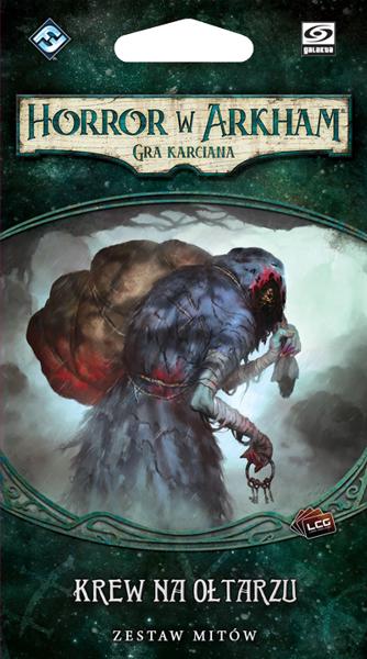 Horror w Arkham LCG - Krew na Ołtarzu