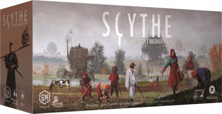 Scythe: Najeźdzcy z Dalekich Krain