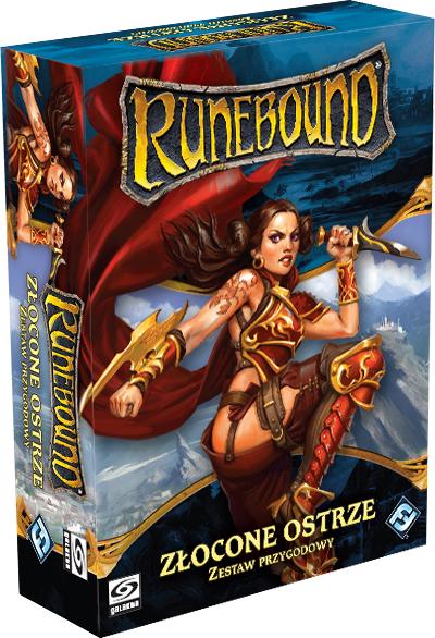 Runebound 3ed: Złocone Ostrze