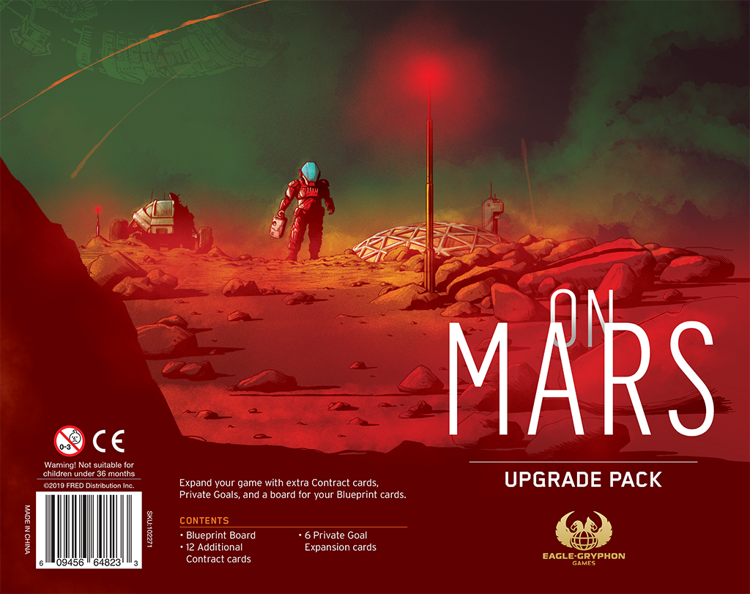 On Mars: Upgrade Pack