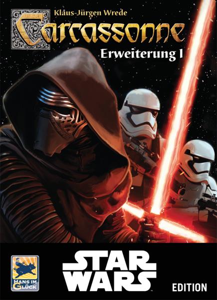 Carcassonne Star Wars Rozszerzenie 1