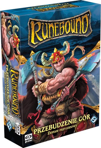 Runebound 3ed: Przebudzenie Gór
