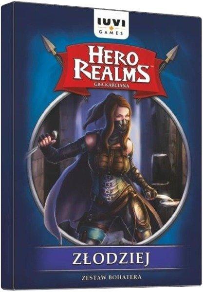 Hero Realms: Zestaw Bohatera Złodziej