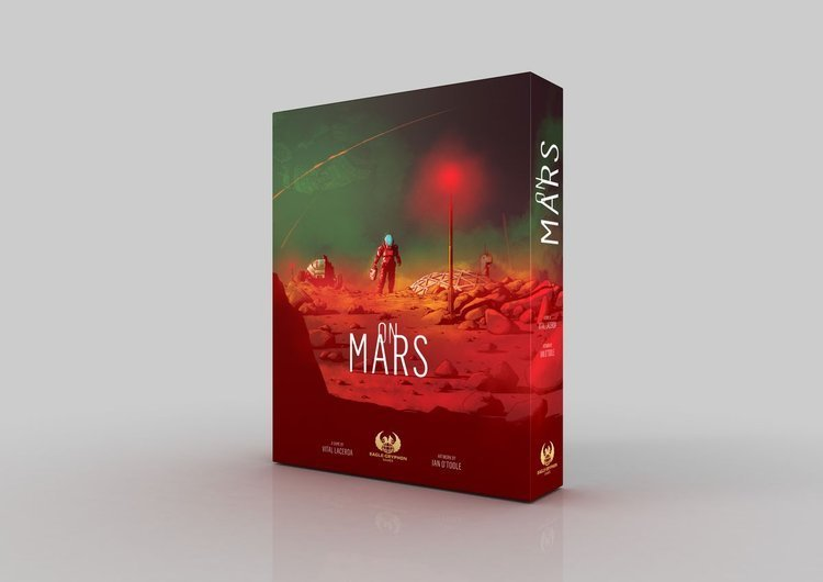 On Mars KS