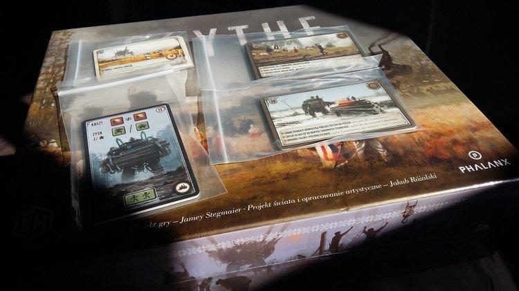 Scythe - Karty promocyjne