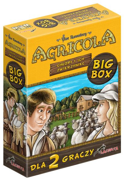 Agricola: Chłopi i ich zwierzyniec - Big Box