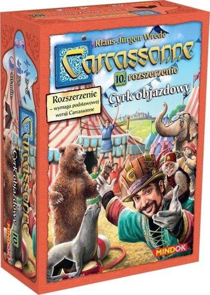 Carcassonne - Cyrk objazdowy