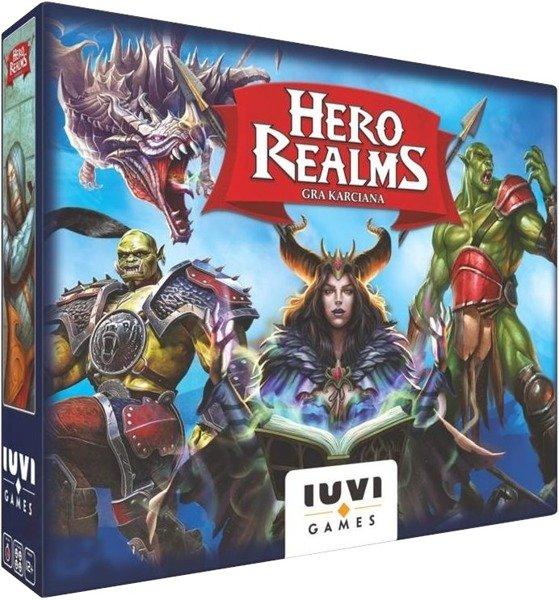 Hero Realms: Gra karciana