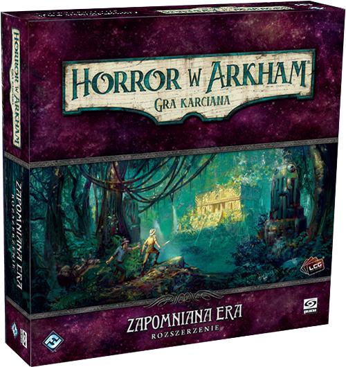 Horror w Arkham LCG: Zapomniana Era