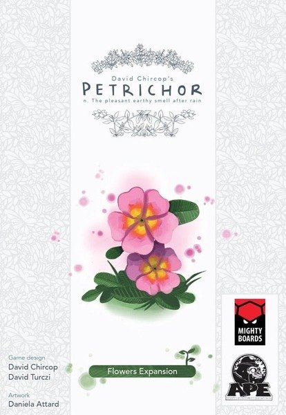 Aura: Kwiatki (Petrichor: Flowers)