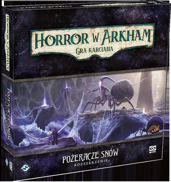 Horror w Arkham LCG: Porzeracze snów