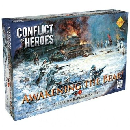Conflict of Heroes: Awakening the Bear! 3ed