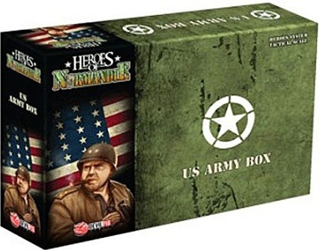Heroes of Normandie: U.S. Army Box