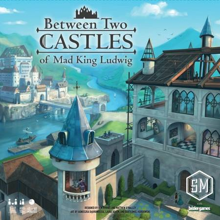 The castles of the mad king Ludwig