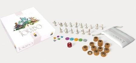 Tokaido: Collector`s Accessory Pack